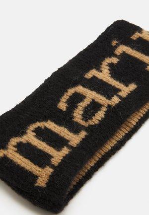 VARSANKELLO HEADBAND - Ear warmers - black/beige