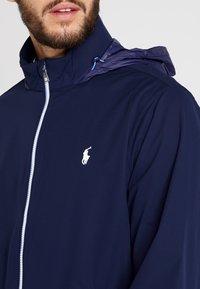 Polo Ralph Lauren Golf - HOOD ANORAK JACKET - Training jacket - french navy - 5