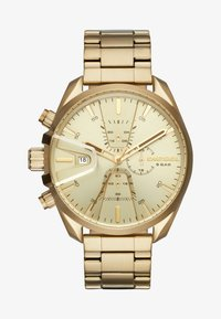 Diesel - MS9 CHRONO - Chronograph watch - gold-coloured - 1