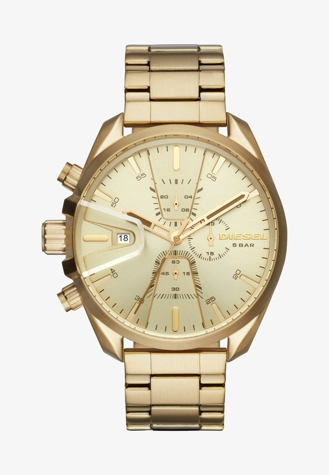 MS9 CHRONO - Chronograaf - gold-coloured