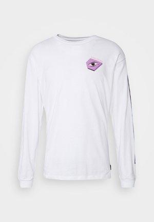 M. LOEFFLER FA LS - Camiseta de manga larga - white