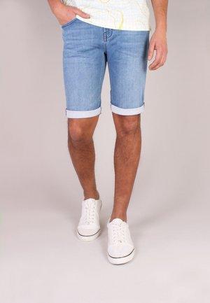 Denim shorts - bleach