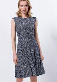zero - Day dress - dark blue - 0
