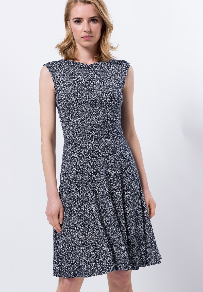 zero - Day dress - dark blue
