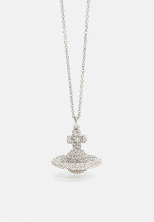GRACE SMALL PENDANT UNISEX - Necklace - silver-coloured