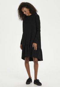 Kaffe - KADANA - Jersey dress - black deep - 1