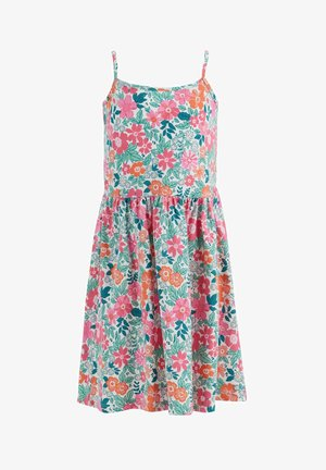 SUMMER - Jersey dress - white