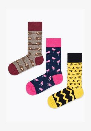 3 PACK - Socks - green