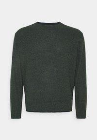 Jack´s Sportswear - O NECK - Trui - army mix - 0