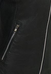 Oakwood - LINA - Giacca di pelle - black - 6