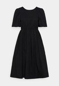 YAS - YASLENA DRESS - Denní šaty - black - 0