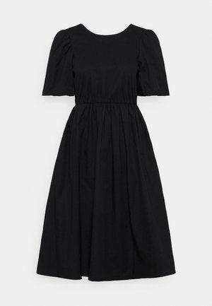 YASLENA DRESS - Freizeitkleid - black