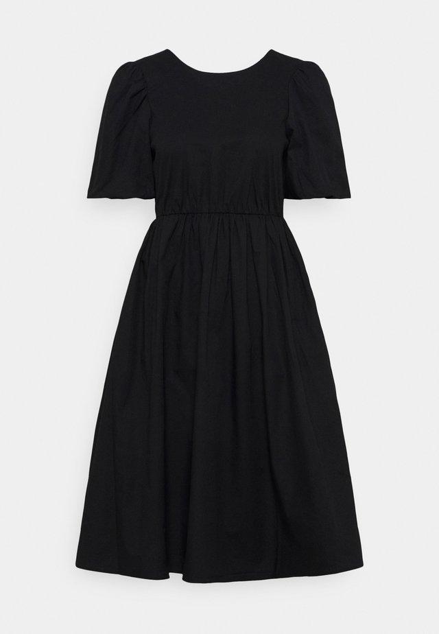 YASLENA DRESS - Sukienka letnia - black