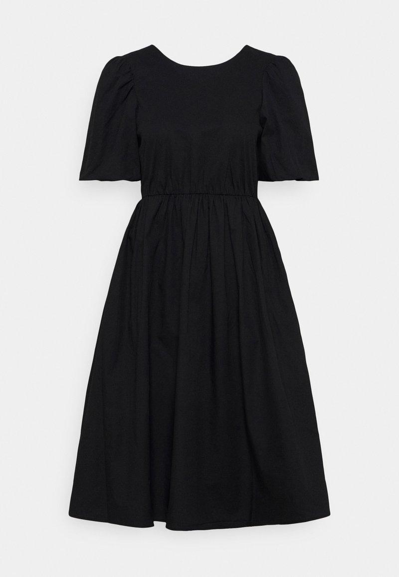 YAS - YASLENA DRESS - Denní šaty - black