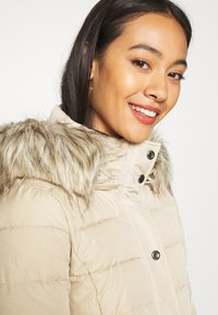 ONLY - Winter jacket - humus/melange - 5