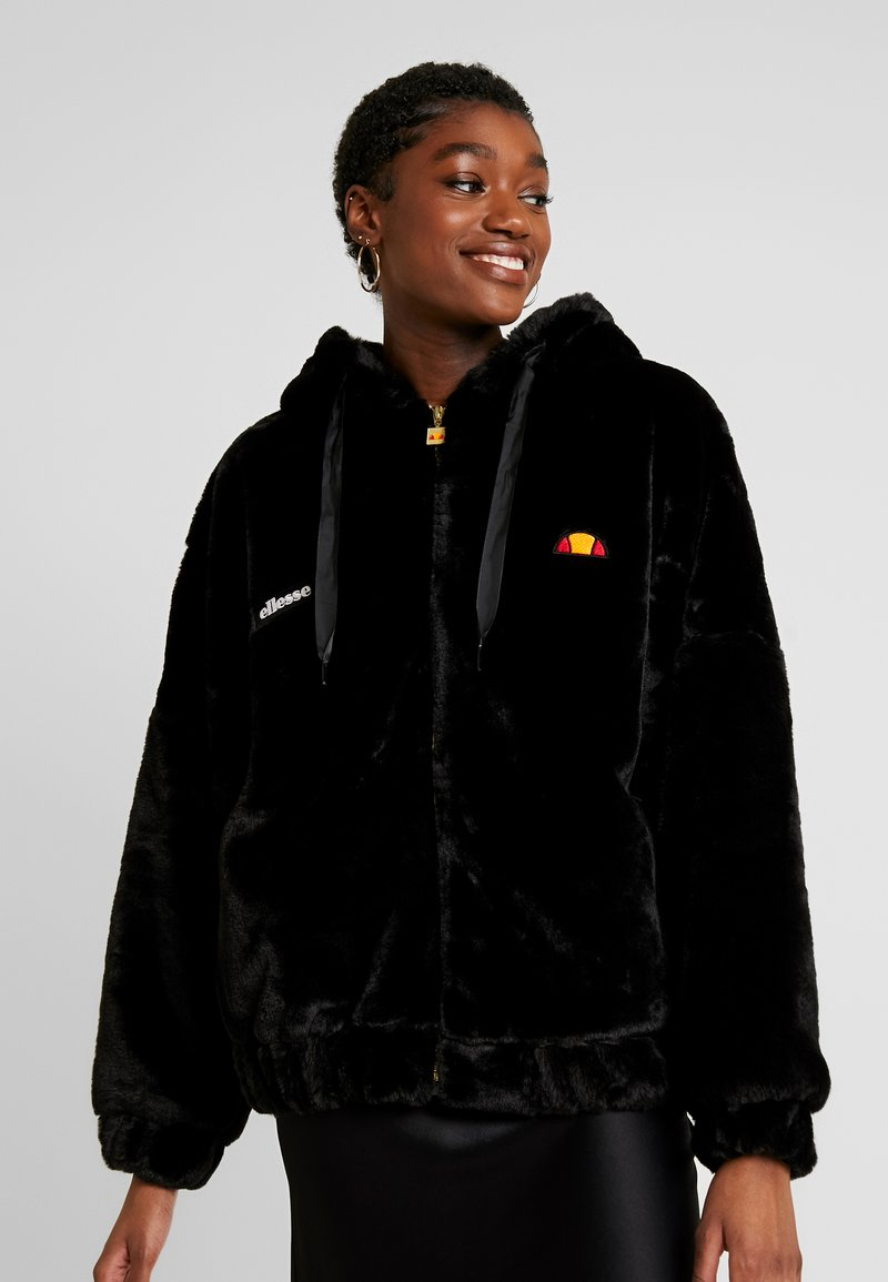 Ellesse - GIOVANNA - Winter jacket - anthracite
