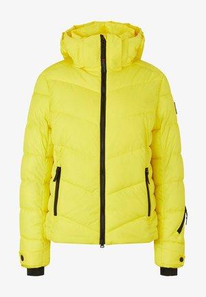 SAELLY - Ski jas - gelb