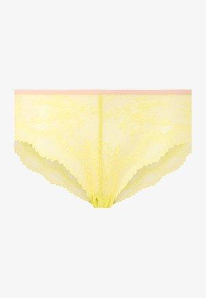 Slip - yellow
