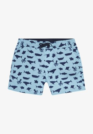 PHI PHI BOARD PRINTED THAILAND KIDS - Swimming shorts - light sea