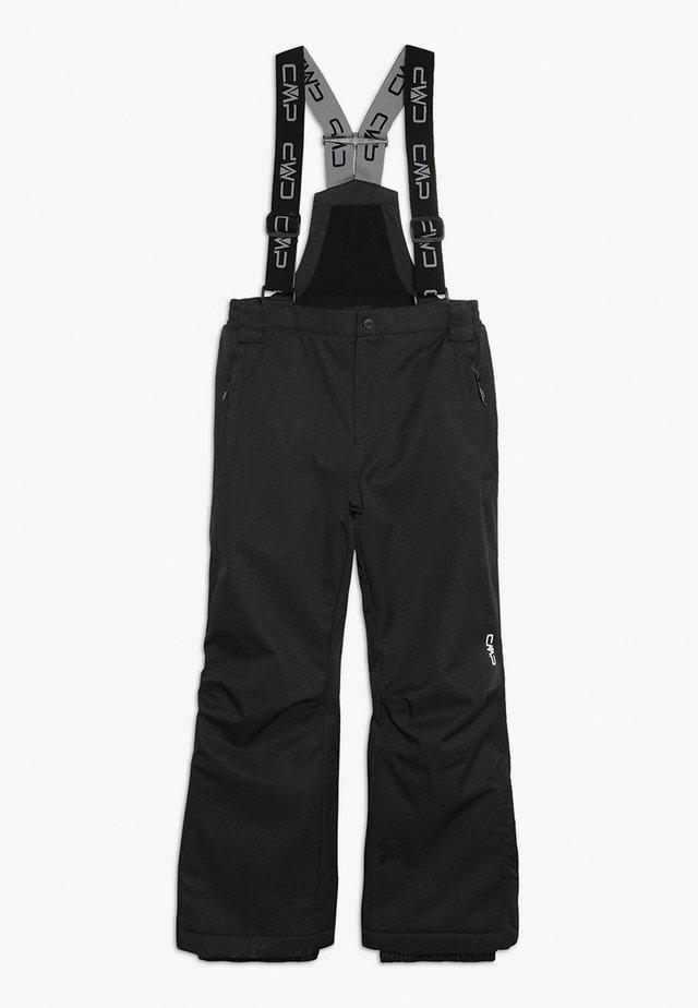 KID SALOPETTE - Zimní kalhoty - nero