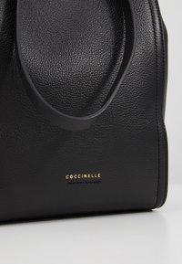Coccinelle - MADELAINE - Handbag - noir - 8