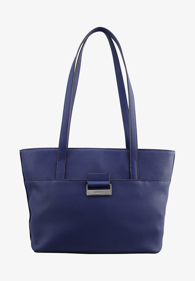 TALK DIFFERENT - Shopping bag - blue
