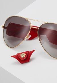 Versace - Sunglasses - red/grey gradient - 5
