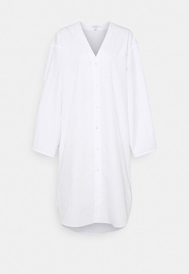PARIS - Košilové šaty - white