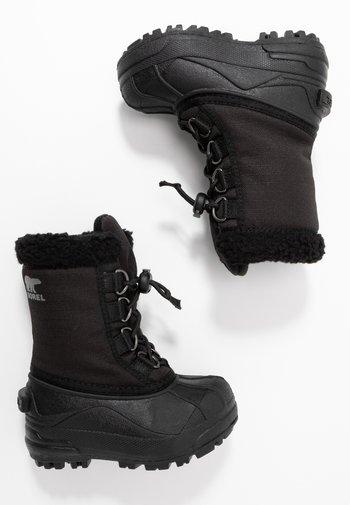 CUMBERLAND - Winter boots - black