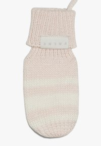 Falke - BABY GIFT SET - Mittens - powder rose - 2