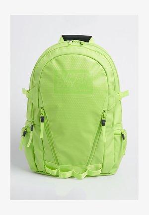 COLOUR TARP - Rucksack - lime green