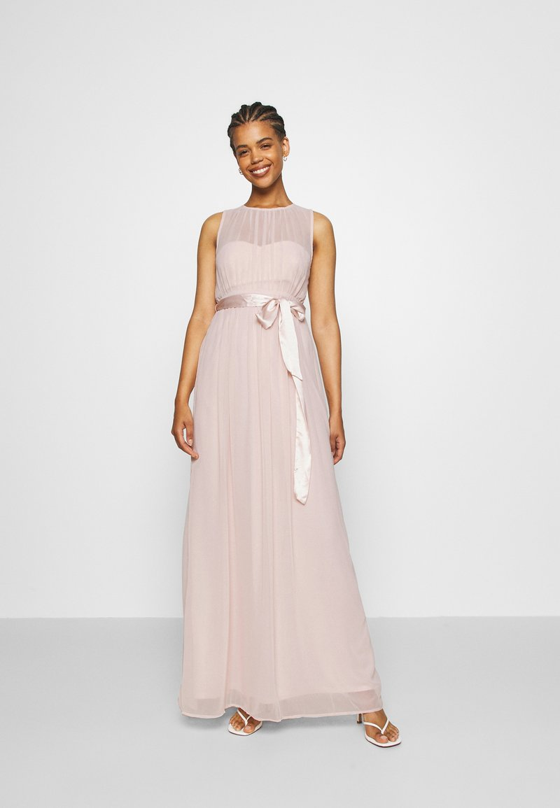 Nly by Nelly - SUCH A DREAM GOWN - Vestido de fiesta - dusty pink