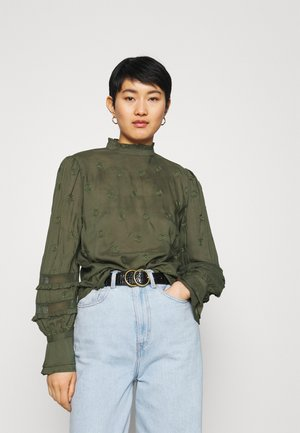 LEO - Blouse - army green