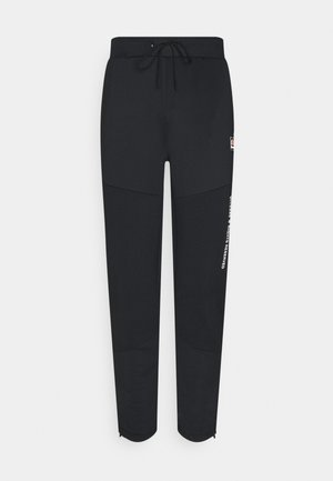 DATIO TRACK PANT - Pantalon de survêtement - black