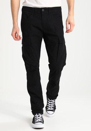 PKTAKM  - Pantalon cargo - black