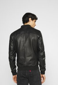 Oakwood - BORN - Leather jacket - black - 0