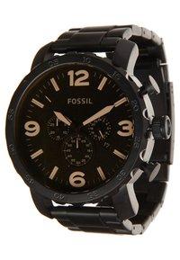 Fossil - JR1356 - Chronograph watch - braun - 0