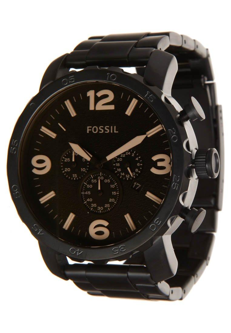 Fossil - JR1356 - Chronograph watch - braun