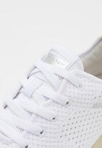 GANT - BRENTOON RUNNING - Sneakers - white - 5