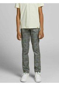 Jack & Jones Junior - MARCO PHIL - Trousers - beige - 1