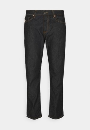 FINING - Straight leg -farkut - dark blue denim