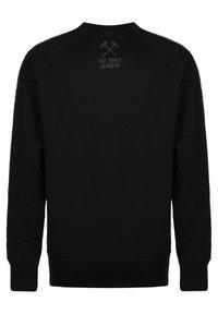 Umbro - FC SCHALKE 04 TAPED HERREN - Sweatshirt - black - 1