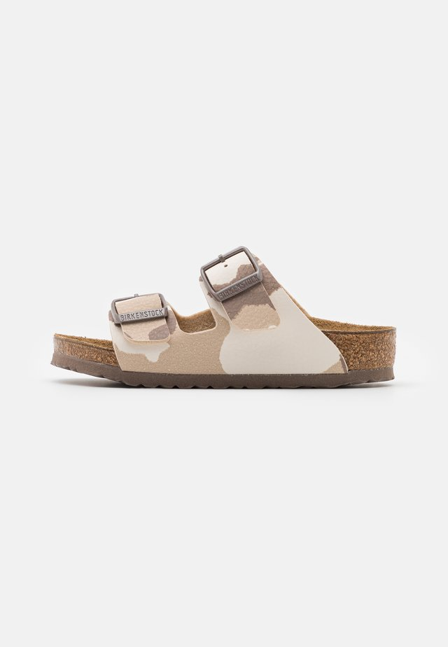 ARIZONA KIDS - Sandaler - desert soil/almond