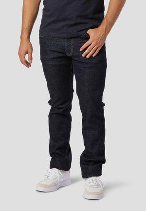 FELIX - Straight leg jeans - dry dark blue