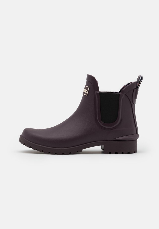WILTON - Wellies - eggplant