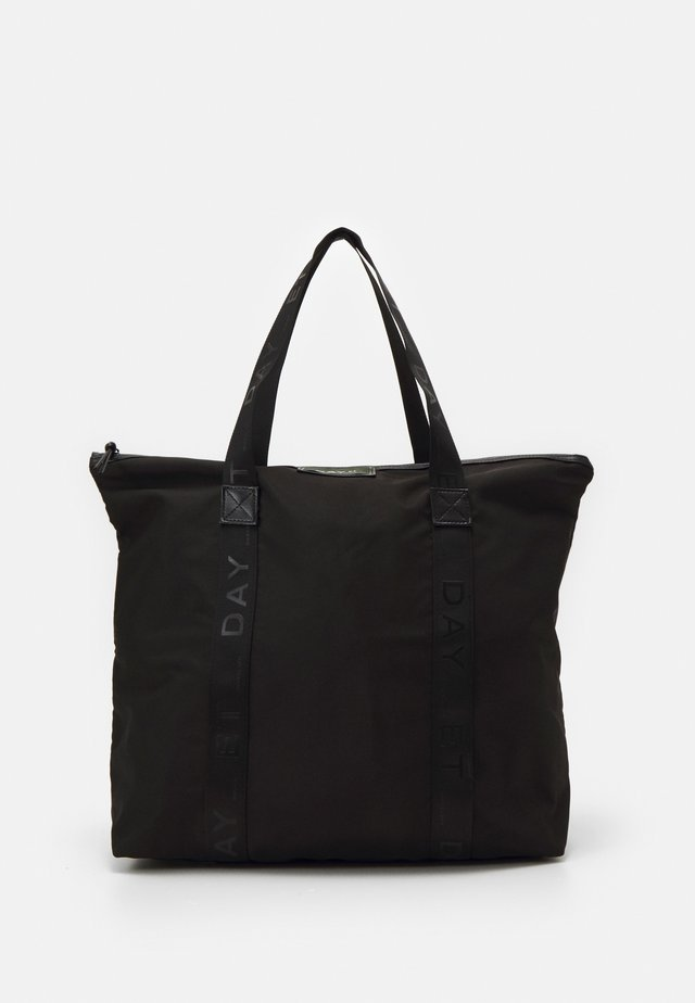 GWENETH BAG - Shopping bags - black