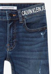 Calvin Klein Jeans - DESTROY - Jeans Skinny Fit - blue - 2