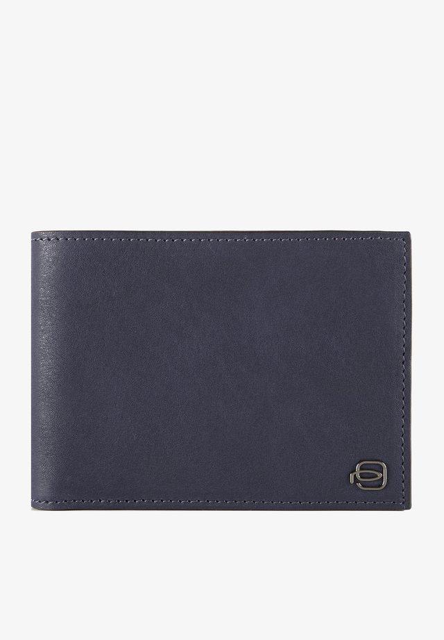 SQUARE - Geldbörse - blue4