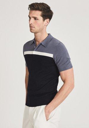 CAIRNS - Poloshirt - navy blue