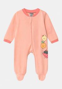 Jacky Baby - GIRLS 2 PACK - Dupačky na spaní - light pink/white - 2